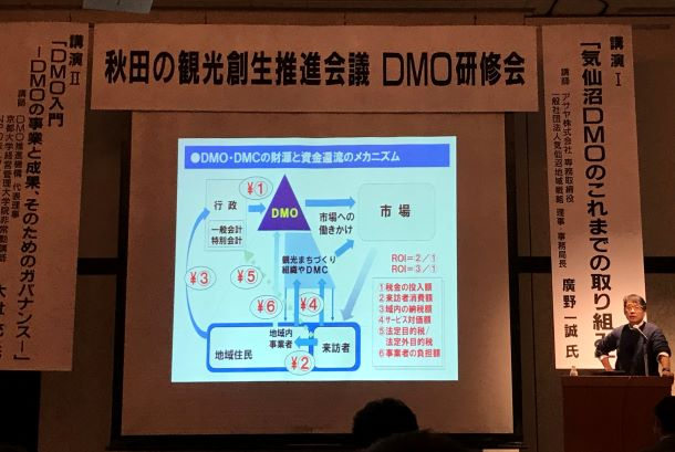 DMO研修会